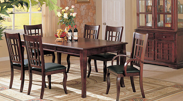 Newhouse Cherry Dining Set